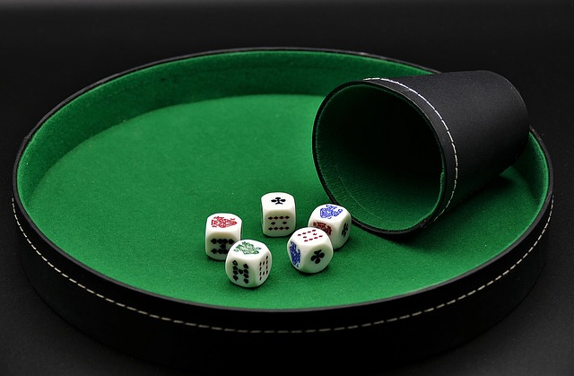 poker, dice poker, gambling